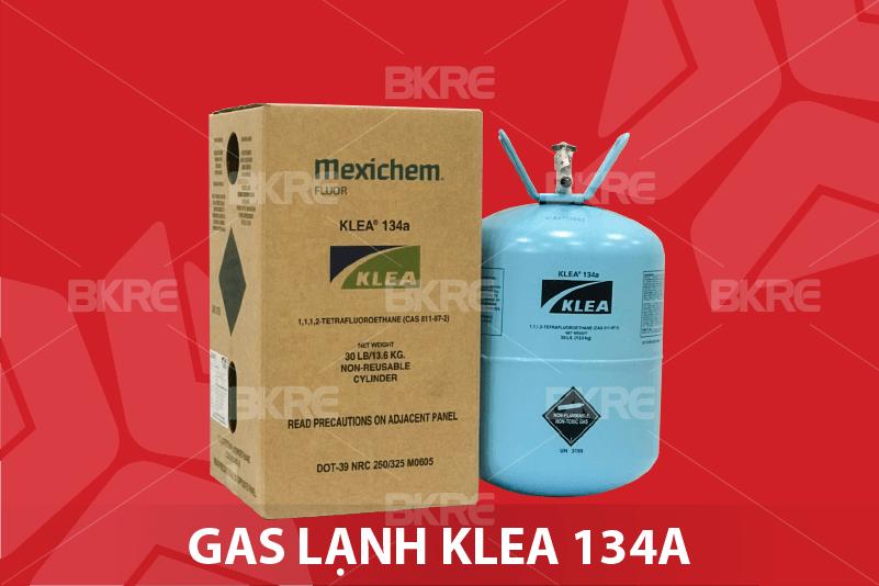 Gas lạnh R134a - Klea